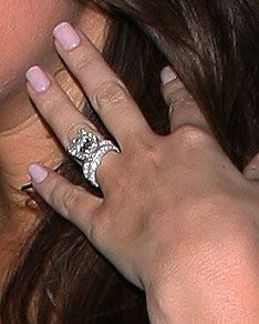 khloe kardashian odom engagement ring set - Khloe Kardashian Wedding Ring