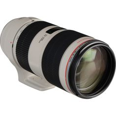 Canon EF 70-200mm f/2.8L IS II USM Telephoto Zoom Lens 2751B002