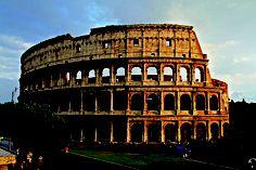 #Rome #Italy #Mediterranean #Costacruises