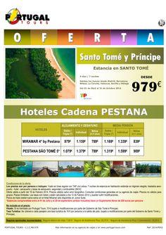 Santo Tomé y Príncipe Cadena Pestana 9d/7n del 1 Abril al 31 Octubre salida península desde 979 € ultimo minuto - http://zocotours.com/santo-tome-y-principe-cadena-pestana-9d7n-del-1-abril-al-31-octubre-salida-peninsula-desde-979-e-ultimo-minuto/