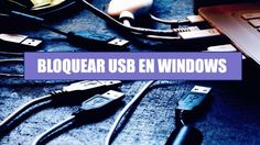 Cómo evitar el uso de medios USB en Windows 10 #USB #Security #Windows #Windows10 #SeguridadInformatica ► https://goo.gl/Seu6jb