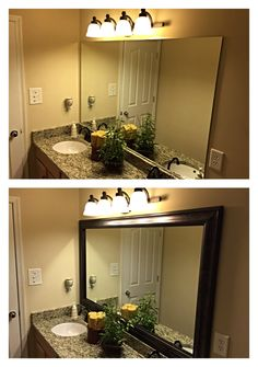 17 Best Before After Mirror Frames Images My Mirror