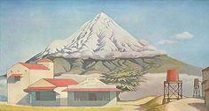 Taranaki by Christopher Perkins for Sale - New Zealand Art Prints