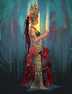 Kinds Of Dance, Character Design, Hair Styles, Pictures, Beauty, Challenge, River, Fantasy, Artists
