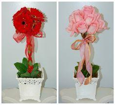 Valentine Floral Arrangements | Make Your Own Valentine Flower Arrangements