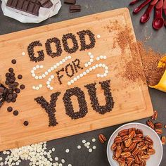 """Thanksgiving Food Typography 