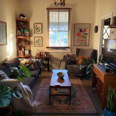 Interiores Art Deco, Deco Studio, Pretty Room, Aesthetic Room Decor, Home And Deco, Dream Rooms, My New Room, House Rooms, Cozy House