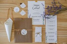 Convites de casamento: 45 modelos lindos para todos os estilos! – Casamentos Zankyou Brasil