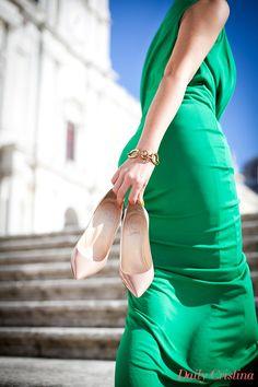 shoes Christian Louboutin @ Mafra, Portugal