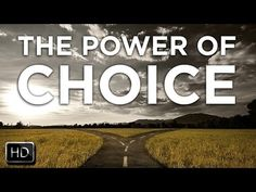 The Best Motivation Video 2015 - POWER OF CHOICE - http://LIFEWAYSVILLAGE.COM/career-planning/the-best-motivation-video-2015-power-of-choice/