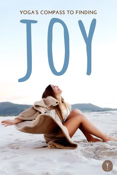Explore the ways yoga promotes happiness and how the philosophy behind it helps yogis understand where happiness lies.