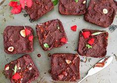 Brownies aus Kidney-Bohnen - Heavenlynn Healthy