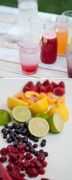 Fruit Simple Syrups   this heart of mine