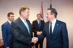 David Cameron va face miercuri o vizită oficială în România