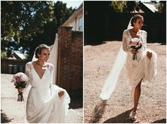 Bohemian Suffolk Wedding by Benjamin Thomas Wheeler