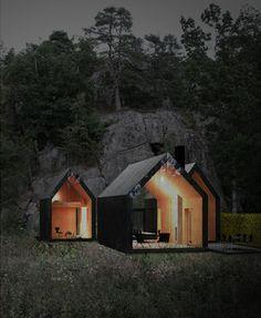 Herfell Cabin | Reiulf Ramstad Architects