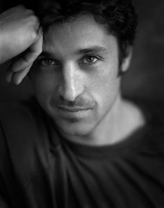 Patrick Dempsey I have a huge crush on you !!