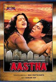 Aastha Movie Online Watch. Mansi and Amar have been married for years, and have a daughter by this marriage. Amar is employed full-time, while Mansi looks after the household chores and their daughter. Amar earns a ...