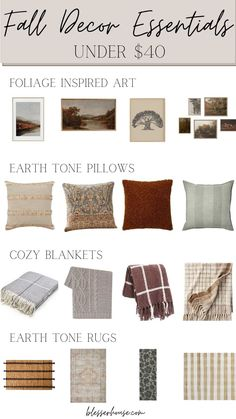 48 of the best inexpensive fall home decor items to curate a home capsule wardrobe with earth tones and hygge details to achieve a cozy vibe. Fall Home Decor, Autumn Home, Home Decor Items, Diy Home Decor, Decorating On A Budget, Porch Decorating, Ikea Bookcase, Bookshelves, Wood Pedestal