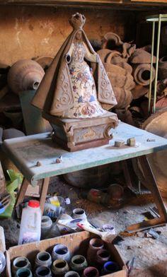 Mexican folk art newer pieces on pinterest mexican folk - Antonio martin morales ...