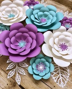 Paper Flowers Backdrop If you want to take your decorations to the next level, these eye catching flowers are sure to be the centerpiece of any room! This listing includes 1 flower of your choice, for multiple flowers just add them Paper Flowers Craft, Large Paper Flowers, Paper Flower Wall, Paper Flower Backdrop, Flower Wall Decor, Paper Roses, Flower Crafts, Diy Flowers, Flower Decorations