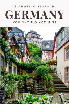 Germany Road Trip: 9 of the Most Beautiful Places to Visit in Germany