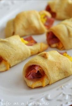 Ham, Egg and Cheese Crescent Rolls by sparklemomma0307