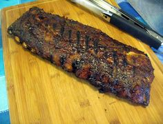 Italian Style Oven Baked Ribs for Mike