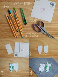 Закладки для книг своими руками, креативные шаблоны закладок для книг, фото