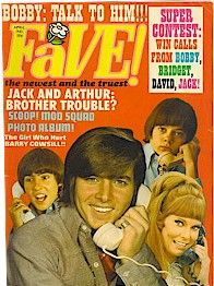 fave magazine | The Cowsills In Magazines