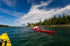 Michigan's Seven Best Paddling Trips