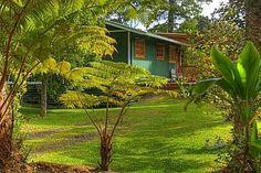 Haunani House - vacation rental in Volcano, Hawaii. View more: #VolcanoHawaiiVacationRentals