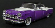 1/64 diecast collector: 1955 DODGE ROYAL LANCER (AUTO-THENTICS rel.30no.58...