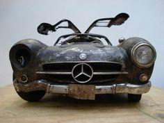 Mercedes - yes please