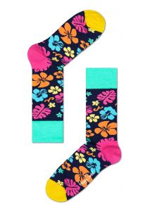 You've heared of a Hawaiian shirt before, but have you ever seen Hawaiian socks?  Check out more original socks and a guide on how to wear them at:  http://attireclub.org/2014/03/18/colorful-socks-for-men/  #socks #menswear #mensfashion #menssyle #colorfulsocks #style #men