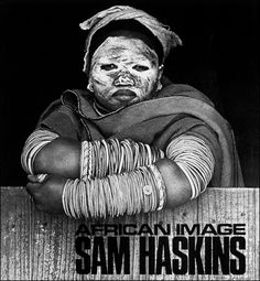 African Image by Sam Haskins 1967.