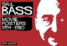 Saul Bass Movie Poster