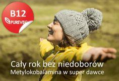 Zapraszamy na www.pureveg.pl po angielskie witaminy Veganicity i szwedzkie Helhetshälsa. Odpowiednie dla wegetarian i wegan. #metylokobalamina #witaminab #weganskiewitaminy