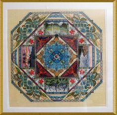 Chatelaine Designs Hawaiian Garden Mandala