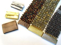 Discussion of glue-in magnetic clasps  ~ Seed Bead Tutorials