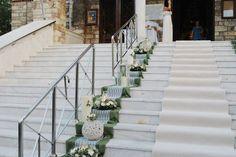 Στολισμός γάμου μέ δαντέλα,Γαμήλια διακόσμηση γάμου μέ δαντέλα,Στολισμός γάμου μέ δαντέλα,Wedding Ideas μέ δαντέλα,προσφορα Εκκλησίας Γάμου μέ δαντέλα Fall Wedding, Wedding Ceremony, Stairs, Home Decor, Wedding, Dekoration, Blush Fall Wedding, Stairway, Decoration Home