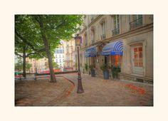 Timhotel, Place Emile Goudeau, Montmartre