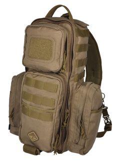 Shop Hazard 4(R) Evac Rocket(TM) Urban Sling Pack w/ MOLLE - Outdoor, Military, and Pro Gear - We Ship Internationally