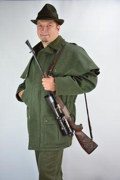 Jagd Havelock #Jagdbekleidung #Jagd Havelock, Hunting Camo, Clothing, Trousers, Jackets