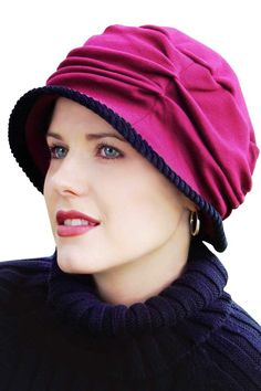 Hats for Cancer Chemotherapy Patients - Linda Hat