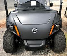 What's your favorite golf cart body paint finish? Matt or glossy? #golfcartbody #golfcartpaint #mattgolfcart Golf Cart Lift Kits, Golf Cart Repair, Lifted Golf Carts, Golf Cart Tires, Custom Golf Cart Bodies, Custom Golf Carts, Golf Cart Windshield, Electric Golf Cart, Body Brushing