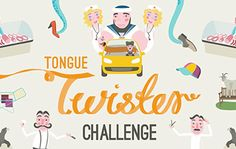 The Tongue Twister Challenge