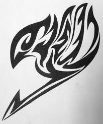 Fairy Tail Tattoo Gray