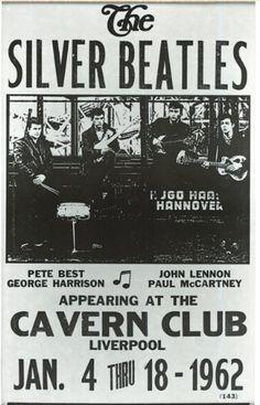 "The Silver Beatles 14"" X 22"" Vintage Style Concert Poster Wild Bill's Nostalgia,http://www.amazon.com/dp/B007QI6EQ8/ref=cm_sw_r_pi_dp_JTe7sb1DJ1FPFKY8"