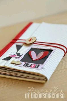 Love letter on inside right flap cover. Fotos - Google+